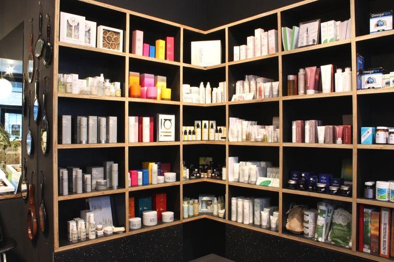 Product corner