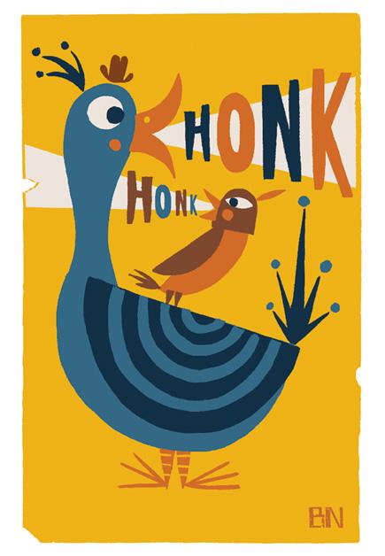 Honk-Honk
