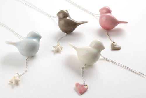 BIRD NECKLACE 2