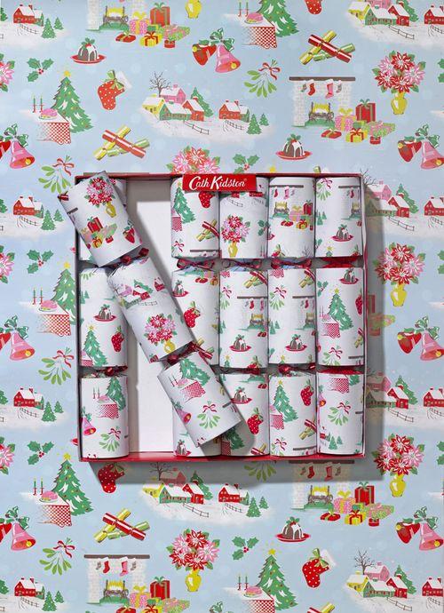 Cath Kidston Christmas.. ♥