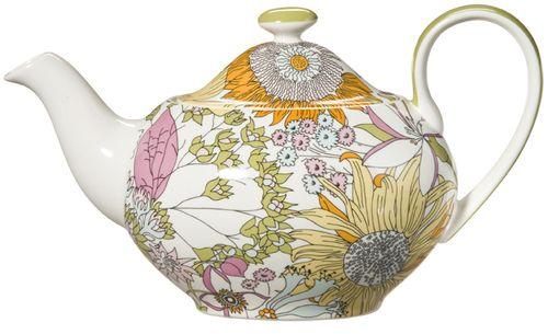 Liberty at Target Teapot