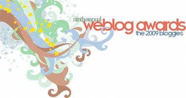 Bloggies2009